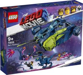 Lego 70835 - Rex's Verkenner - Lego The Movie 2