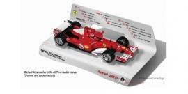 Ferrari 248 F1 M. Schumacher records version - Hotwheels 1:24