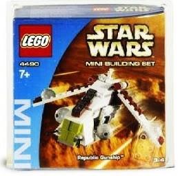 Lego 4490 Star Wars - Republic Gunship