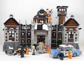 Lego 70912 Arkham Asylum - Batman The Movie