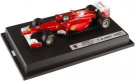 Ferrari 150 Italia F1 2011 Fernando Alonso - Hotwheels 1:43