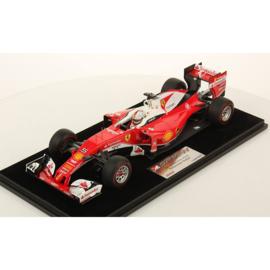 Ferrari SF16-H F1 2016 Sebastian Vettel Looksmart 1:18