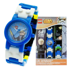 Lego 8020356 Star Wars Horloge Luke Skywalker