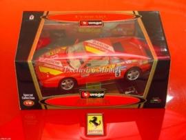Ferrari 348 TB Baron Transporte - Bburago 1:18