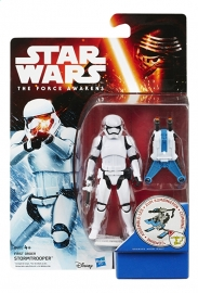 The Force Awakens - First Order Stormtrooper