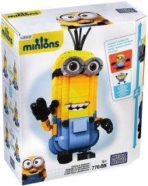 Mega Bloks Minions - Built a Minion - Kevin