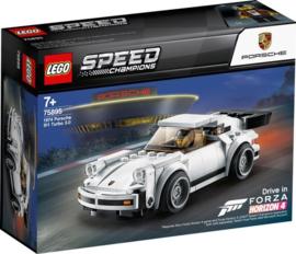 Lego 75895 1974 Porsche 911 Turbo 3.0 - Speed Champions