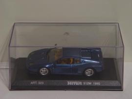 Ferrari 512M - Detail Cars 1:43