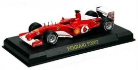 Ferrari F2002 M. Schumacher 1:43 - blister verpakking