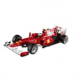 Ferrari F10 (2010) Fernando Alonso Hotwheels 1:18