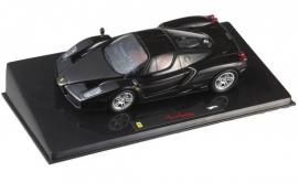 Ferrari Enzo (zwart) - Hotwheels ELITE 1:43
