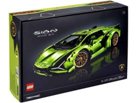 Lego 42115 Lamborghini Sian FKP 37 - Lego Technic