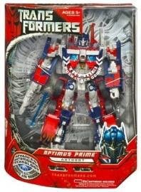 Optimus Prime - Leader Class