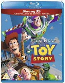 Toy Story - Blu Ray 3D