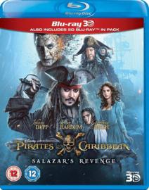 Pirates of the Caribbean - Salazar's Revenge  - Blu Ray 3D