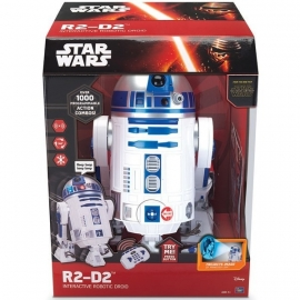 R2-D2 Interactive Robotic Droid RC - Star Wars The Force Awakens