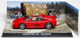 Ferrari F355 GTS Golden Eye James Bond 007 1:43