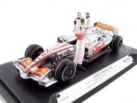 McLaren MP 4-22 L. Hamilton 1st Win GP Canada 2007 - Hotwheels 1:18