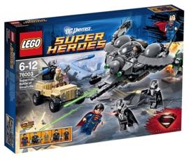 Lego 76003 Strijd om Smallville - Battle of Smallville