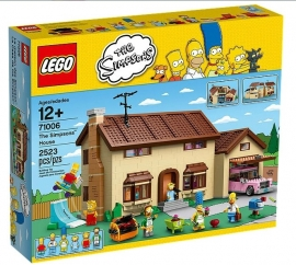 Lego 71006 The Simpsons