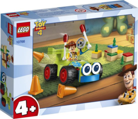 Lego 10766 Woody & RC - Toy Story 4