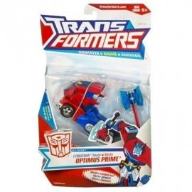 Animated - Optimus Prime - Deluxe Class