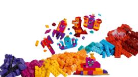 Lego 70825 - Koningin Watevra's Bouw iets doos!