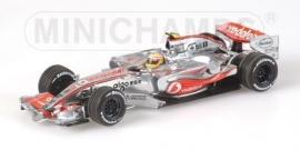 McLaren Mercedes MP 4-22 L. Hamilton - Minichamps 1:43