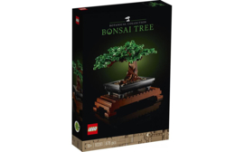 Lego 10281 Bonsaiboompje - Lego Creator Expert