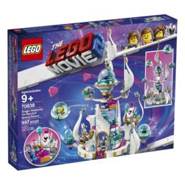 Lego 70838 - Koningin Wiedanook Watdanooks echt niet kwaadaardige ruimtepaleis - Lego The Movie 2