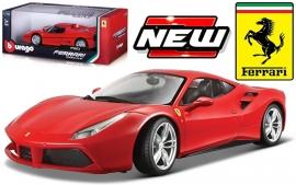 Ferrari 488 GTB - Bburago 1:18