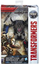 Transformers The Last Knight - Berserker - Premier Deluxe Class
