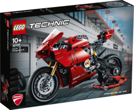 Lego 42107 Ducati Panigale V4 R - Lego Technic