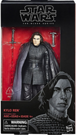 The Last Jedi - Kylo Ren - The Black Series