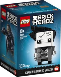 Lego 41594 Captain Armando Salazar - Lego Brick Headz