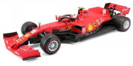 Ferrari F1 SF1000 #16 C. Leclerc Austrian GP 2020 Bburago 1:18