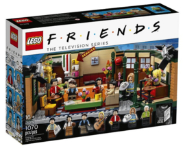Lego 21319 Friends Central Perk - Lego Ideas