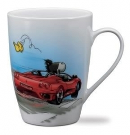 Ferrari Nici Mok, met Ferrari opdruk - Nici