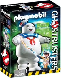 Playmobil 9221 - Ghostbusters Stay Puft Marshmallow Man