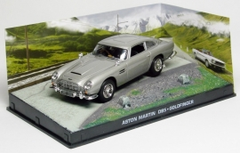 Aston Martin DB5 Goldfinger James Bond 007 1:43