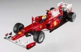 Ferrari F10 (2010) Felipe Massa Hotwheels 1:18