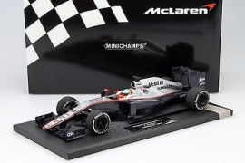 McLaren Honda MP 4-30 F. Alonso Chinese GP 2015 - MiniChamps 1:18