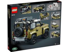 Lego 42110 Land Rover Defender - Lego Technic