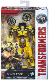 Transformers The Last Knight - Bumblebee - Premier Deluxe Class