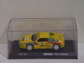 Ferrari F355 Racing #4 - Detail Cars 1:43