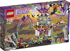 Lego 41352 - De grote racedag - Lego Friends