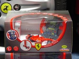 Ferrari F2004 F1 compleet rc set - Majorette 1:32