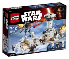 Lego 75138 Hoth Aanval