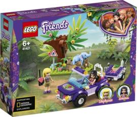 Lego 41421 Reddingsbasis babyolifant in Jungle - Lego Friends