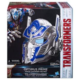 Transformers The Last Knight - Optimus Prime - Voice Changer Helmet